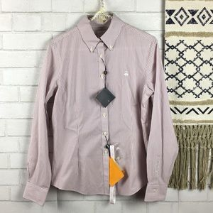 Brooks Brother Button Down Shirt Size 8